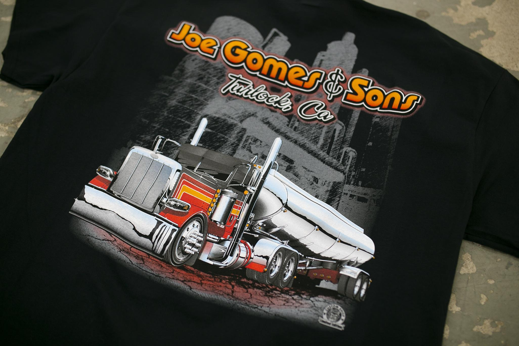 Custom: Joe Gomes & Sons –