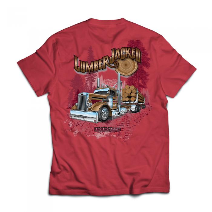 Lumber Jacked – BigRigTees