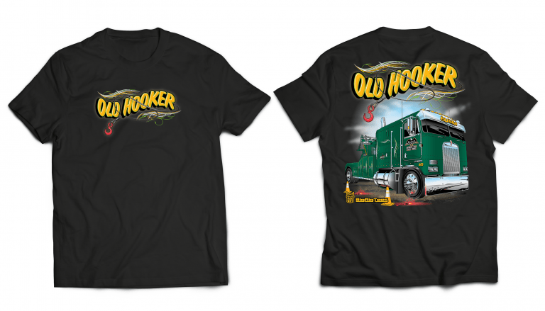 Old Hooker – BigRigTees