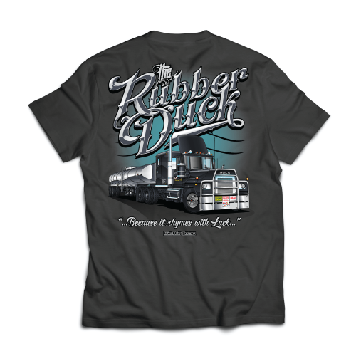 The Rubber Duck – Big Rig Tees