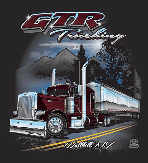 GTR Trucking –