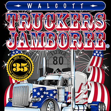 Iowa 80 Truckers' Jamboree 2014
