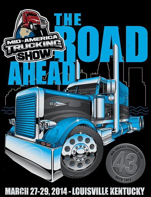Mid-America Trucking Show 2014