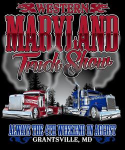 Western Maryland Truckshow 2014