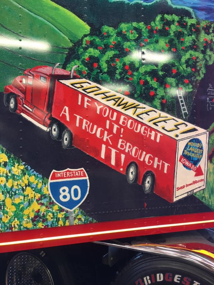 Retailer Feature: Iowa 80 Truck Stop –