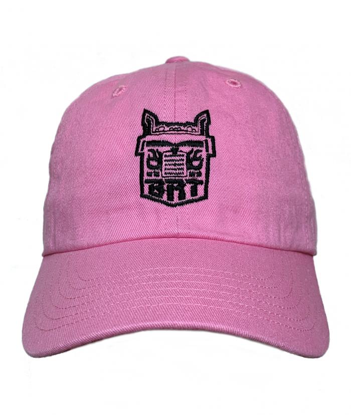 Richardson Pink Washed Chino Toddler Hat