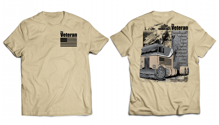 The Veteran – BigRigTees